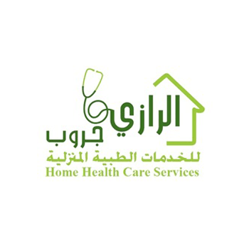 Alrazy Group Home Healthcare - iOS Application, Android Application, Website, CMS